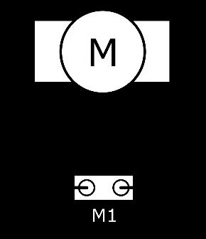 DC motor 3