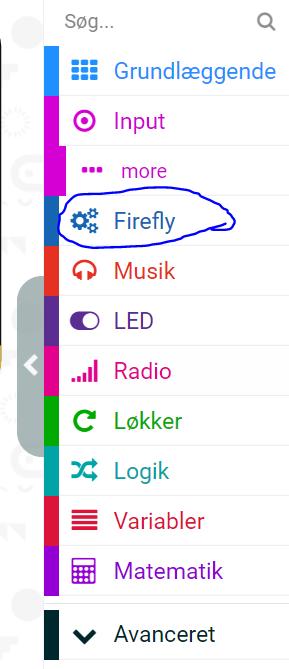 Firefly udvidet