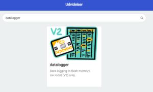 Datalogger Udvidelse